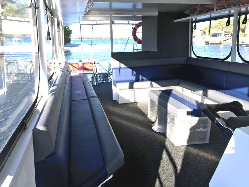 20 person charterboat